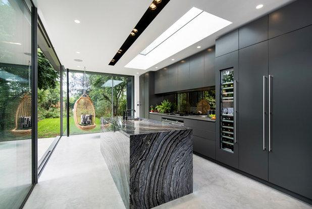 Contemporary Kitchen by Marek Sikora Photography