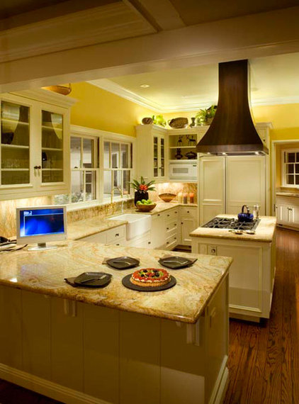traditional kitchen by Randall Whitehead Lighting Solutions