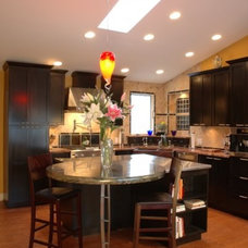 Contemporary Kitchen by Heather Beuke Diers