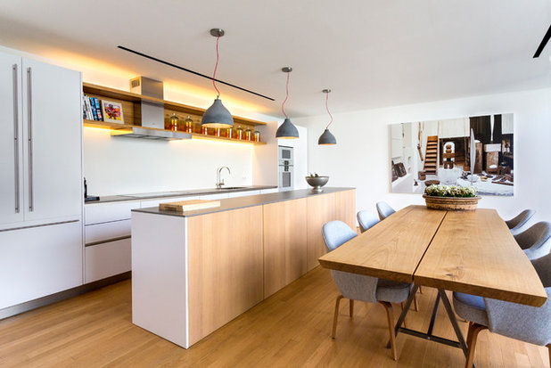 Contemporáneo Cocina by NEOLITH by TheSize