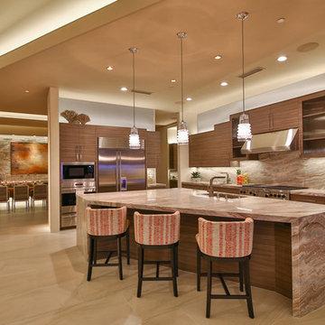 Resort Style Kitchen