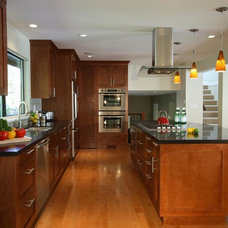 Traditional Kitchen by CCI Renovations