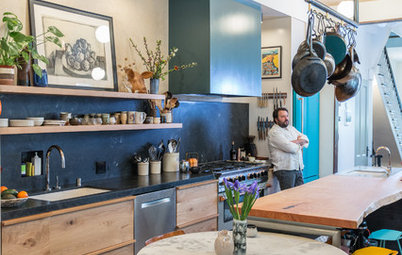 Restaurant Chefs Put Function First in Their Home Kitchen