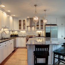 Traditional Kitchen by SK Interiors