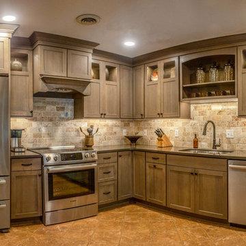 Restoration Hardware Inspired Kitchen, Fairmont, WV 2018