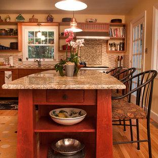 Restoration Kitchen - Historic Home