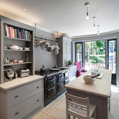 Traditional Kitchen by Russell Taylor Architects