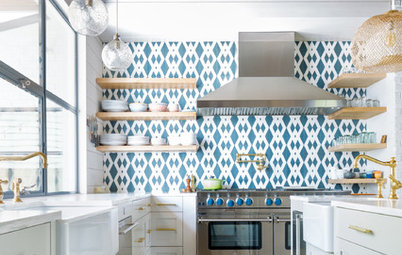 How to Jazz Up a Neutral Kitchen