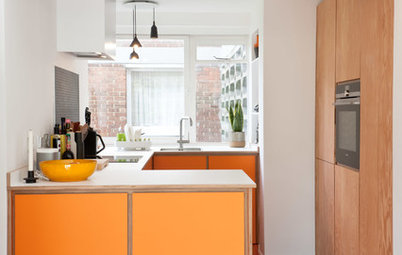 Kitchen Tour: A Sustainable Design for a Midcentury London Flat