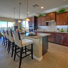 Transitional Kitchen by Shea Homes - Arizona