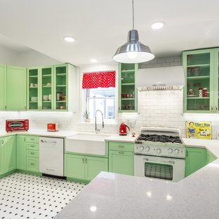 Retro 50's Kitchen Renovation