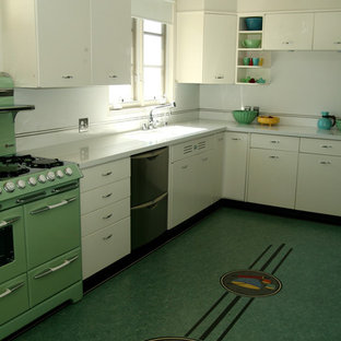 1960s Kitchen Photo In Los Angeles