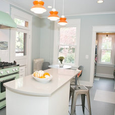 Eclectic Kitchen by Meredith Ericksen