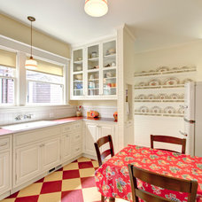Traditional Kitchen by Hammer & Hand