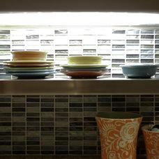 Modern Kitchen by jennifer siu-rivera photography