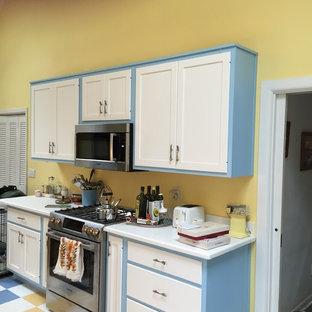 Retro Kitchen in Villanova
