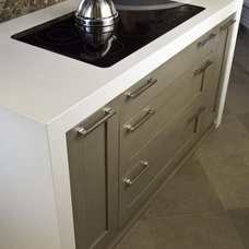 Contemporary Kitchen by Mosaik Design & Remodeling