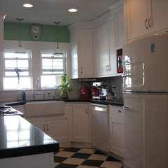 kitchen by Grif Wood Designs