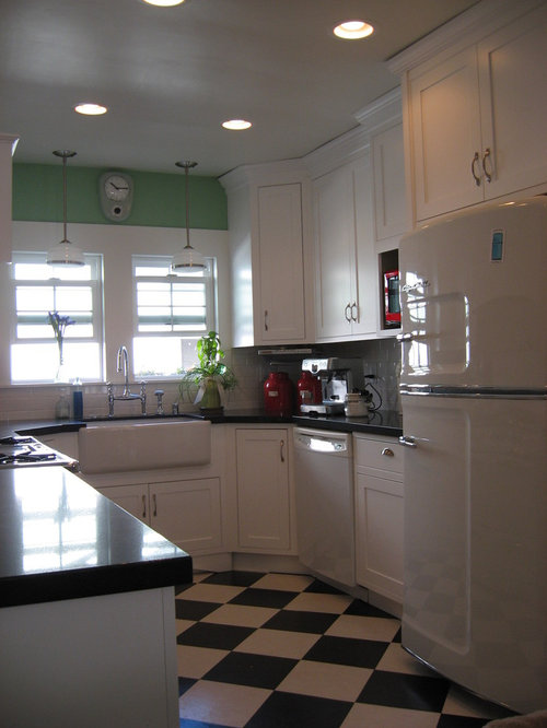 Best Big Chill Refrigerator Design Ideas & Remodel Pictures | Houzz