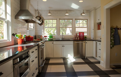 Kitchen of the Week: Drab and Dysfunctional to Radiant in Minnesota