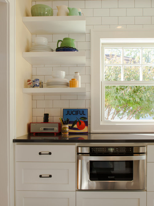 Microwave In Base Cabinet Houzz
