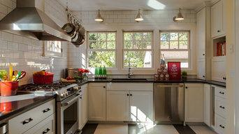 Retro Minneapolis Kitchen