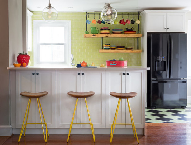 Farmhouse Kitchen by Hannah Dee Interiors