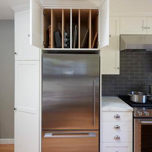 Revived Mid Century Kitchen