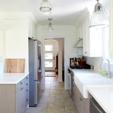 Traditional Kitchen Reviving a classic tudor cottage to a fresh family home