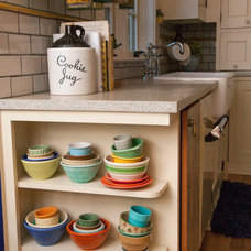 Eclectic Kitchen by Whitney Lyons