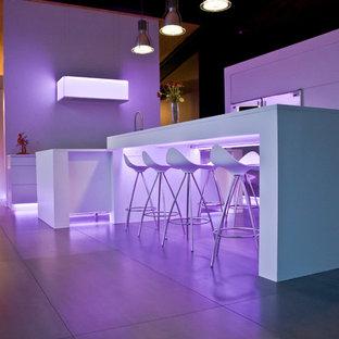 RGB lights- Purple