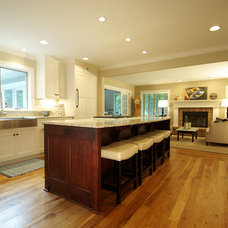 Traditional Kitchen by Highland Builders LLC