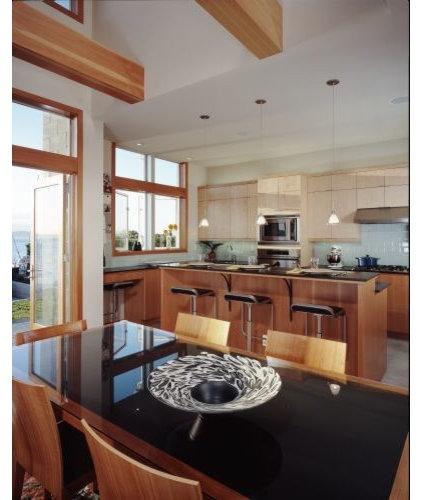Modern Kitchen Rhodes Architecture + Light