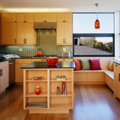modern kitchen Rhodes Architecture + Light
