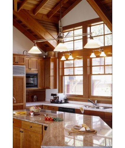 traditional kitchen Rhodes Architecture + Light, Seattle Architect
