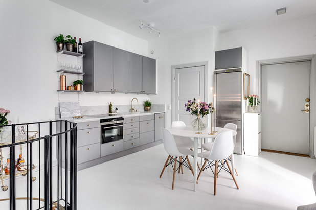 Scandinavian Kitchen by NIVITO