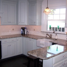 Traditional Kitchen by Richard G. Berry & Associates, Inc.