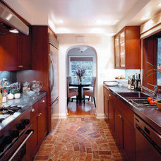 Traditional Kitchen by Richens Designs, Inc.