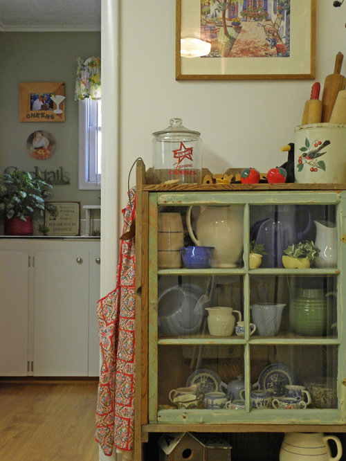 Upcycled cabinet home design ideas renovations photos for Upcycled kitchen cabinets