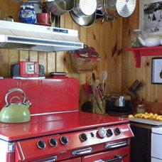 Farmhouse Kitchen by Sarah Greenman
