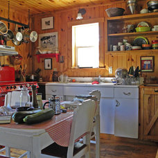 Farmhouse Kitchen by Sarah Greenman