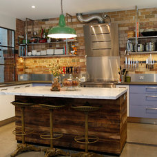 Industrial Kitchen by The Kitchen Place