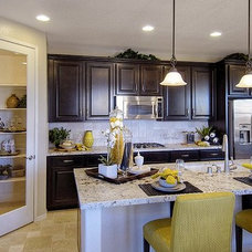 Contemporary Kitchen by Richmond American Homes - Los Angeles
