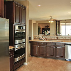 Contemporary Kitchen by Richmond American Homes - Phoenix