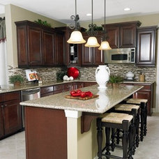 Traditional Kitchen by Richmond American Homes - Southern New Jersey