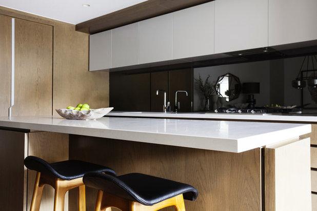 Contemporary Kitchen by Alexander Pollock Interiors