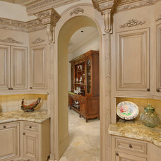 Mediterranean Kitchen by Patrick Berrios Designs