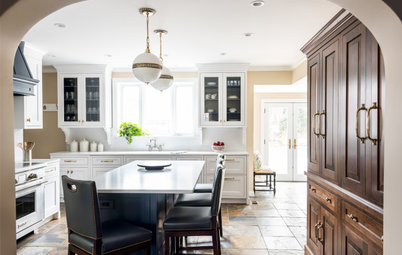 Kitchen of the Week: A Timeless Look for a Tudor-Style Home