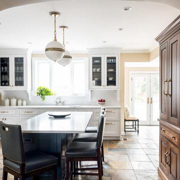 Richmond Heights Kitchen by Karen Korn Interiors