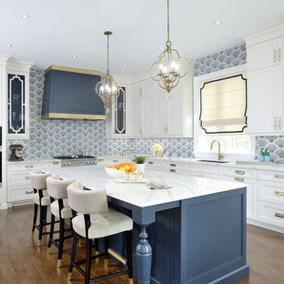 White Cabnets Kitchen Design Ideas on kitchen cabinets, kitchen design, kitchen themes,